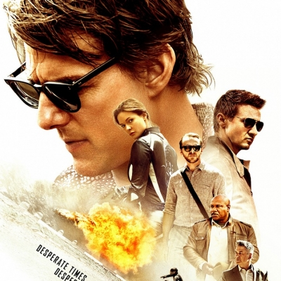 Mission: Impossible - Rogue Nation Air-Edel