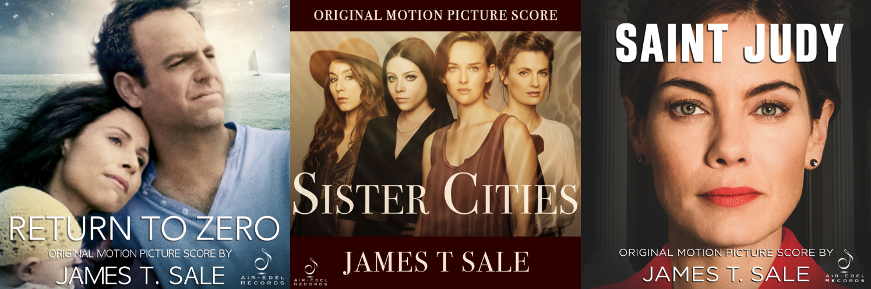 James T Sale Composer Air-Edel