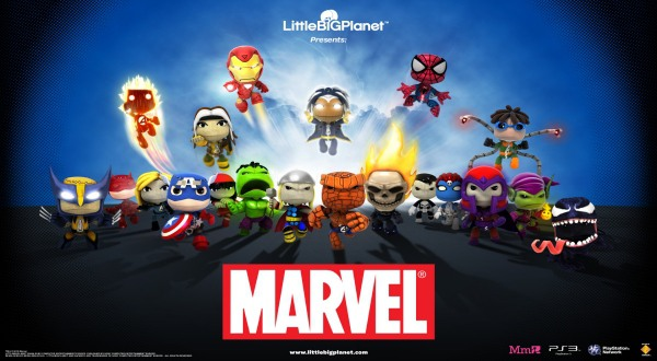 LittleBigPlanet (Marvel DLC) Air-Edel