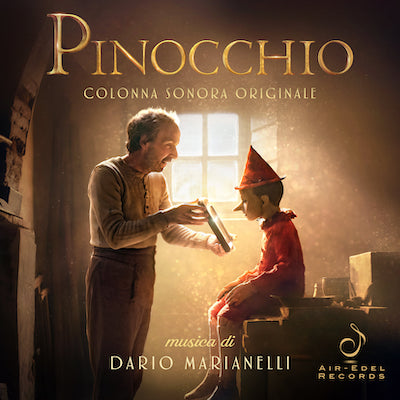 Pinocchio Dario Marianelli Air-Edel