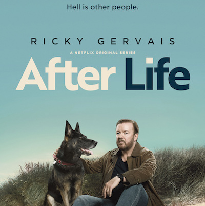 Ricky Gervais Series 'After Life' Released on Netflix