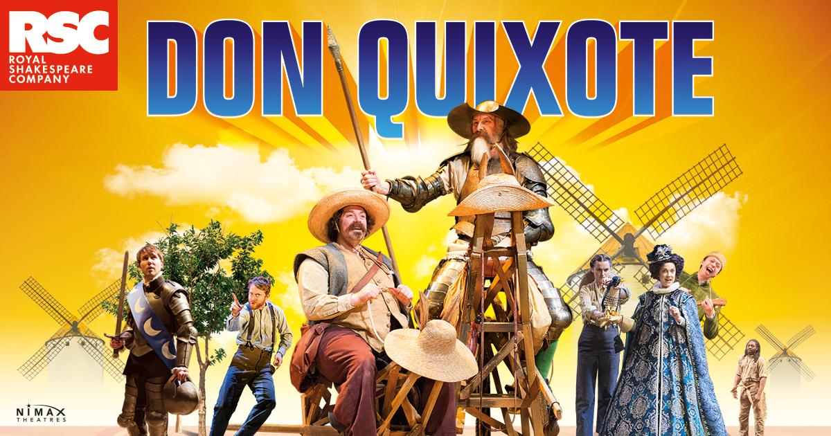 Don Quixote Air-Edel