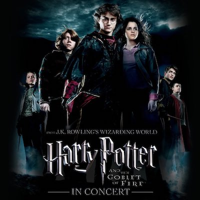 Harry Potter and the Goblet of Fire Patrick Doyle Air-Edel