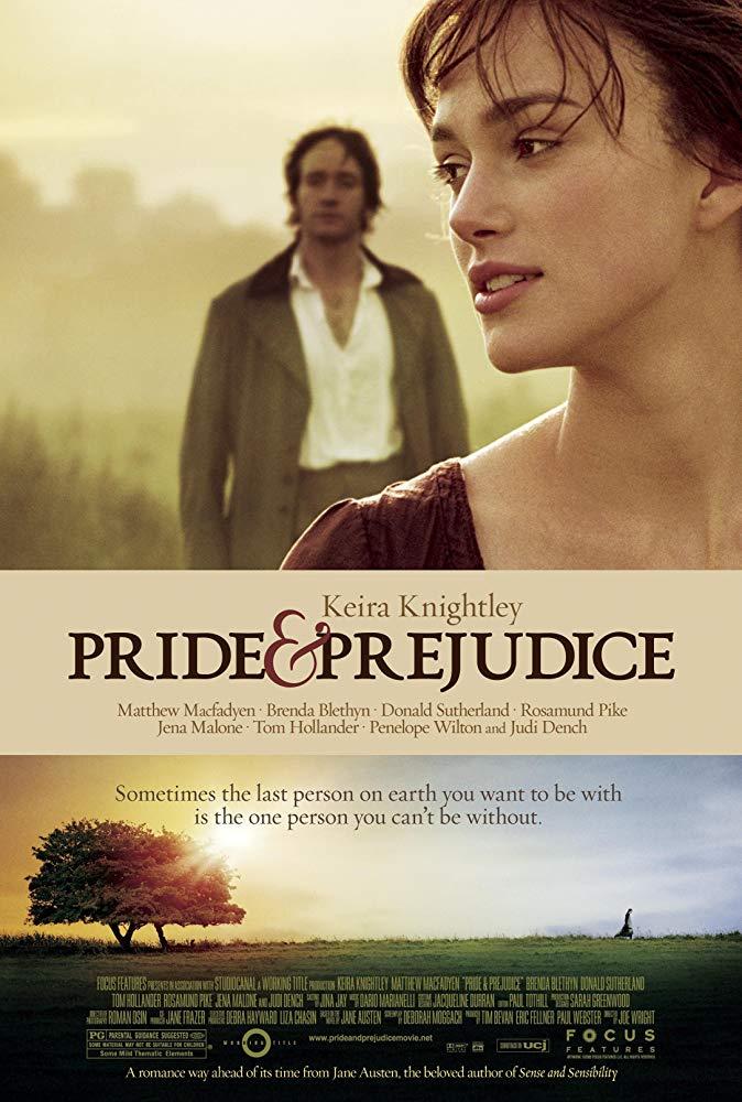 Pride & Prejudice Air-Edel