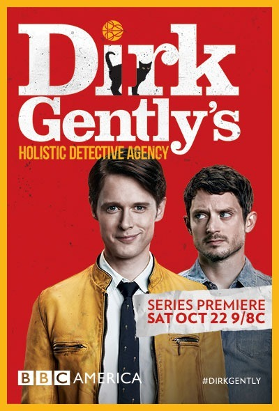 Dirk Gently's Holistic Detective Agency Air-Edel