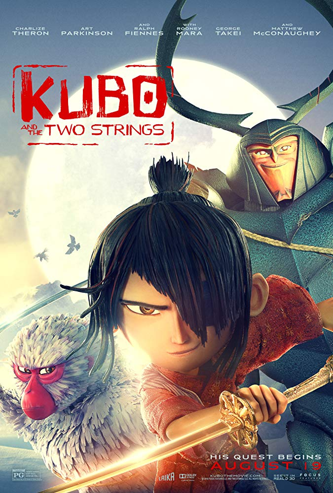 Kubo and the Two Strings Air-Edel
