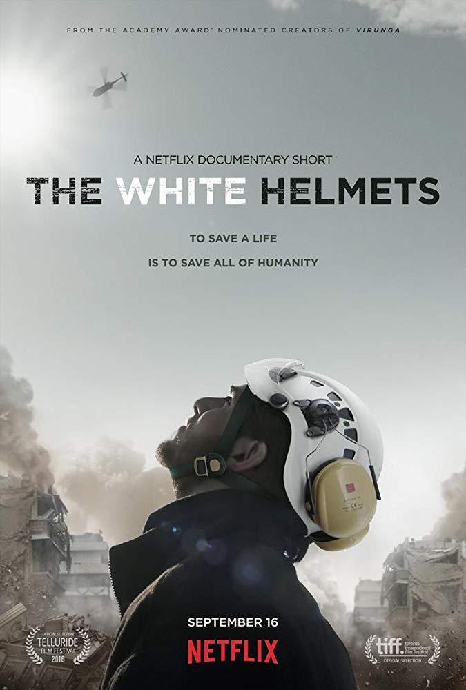 The White Helmets Air-Edel