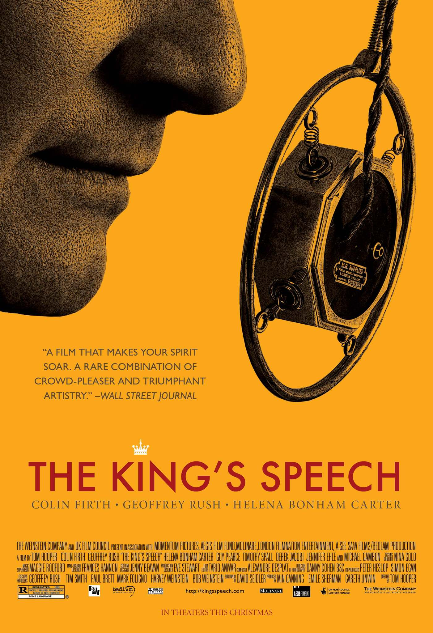 The King's Speech Air-Edel