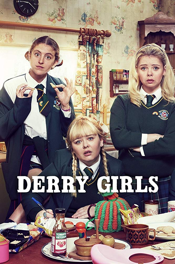 Derry Girls Air-Edel