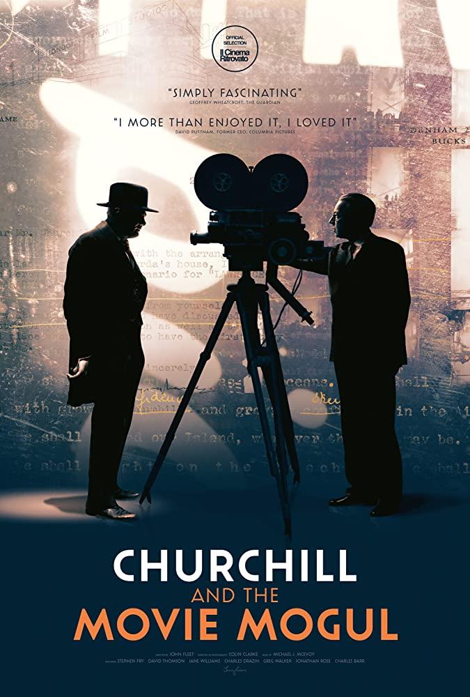 Churchill and the Movie Mogul Air-Edel