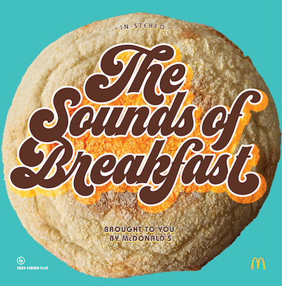 McDonald's The Sounds of Breakfast Air-Edel