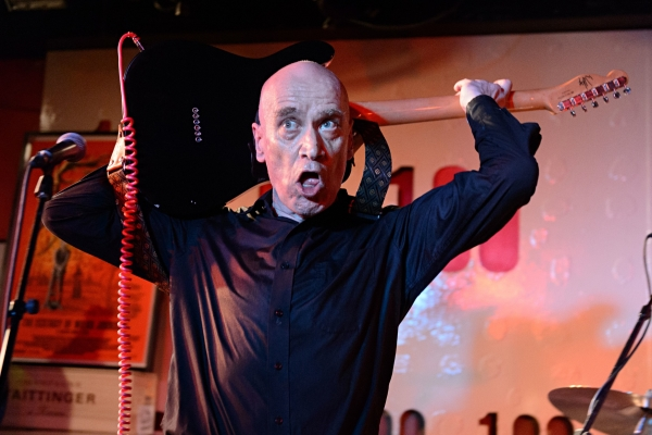 The Ecstasy of Wilko Johnson Air-Edel