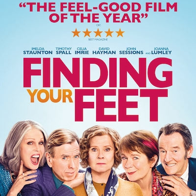 Finding Your Feet Air-Edel