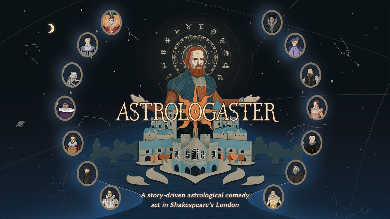 Astrologaster Air-Edel