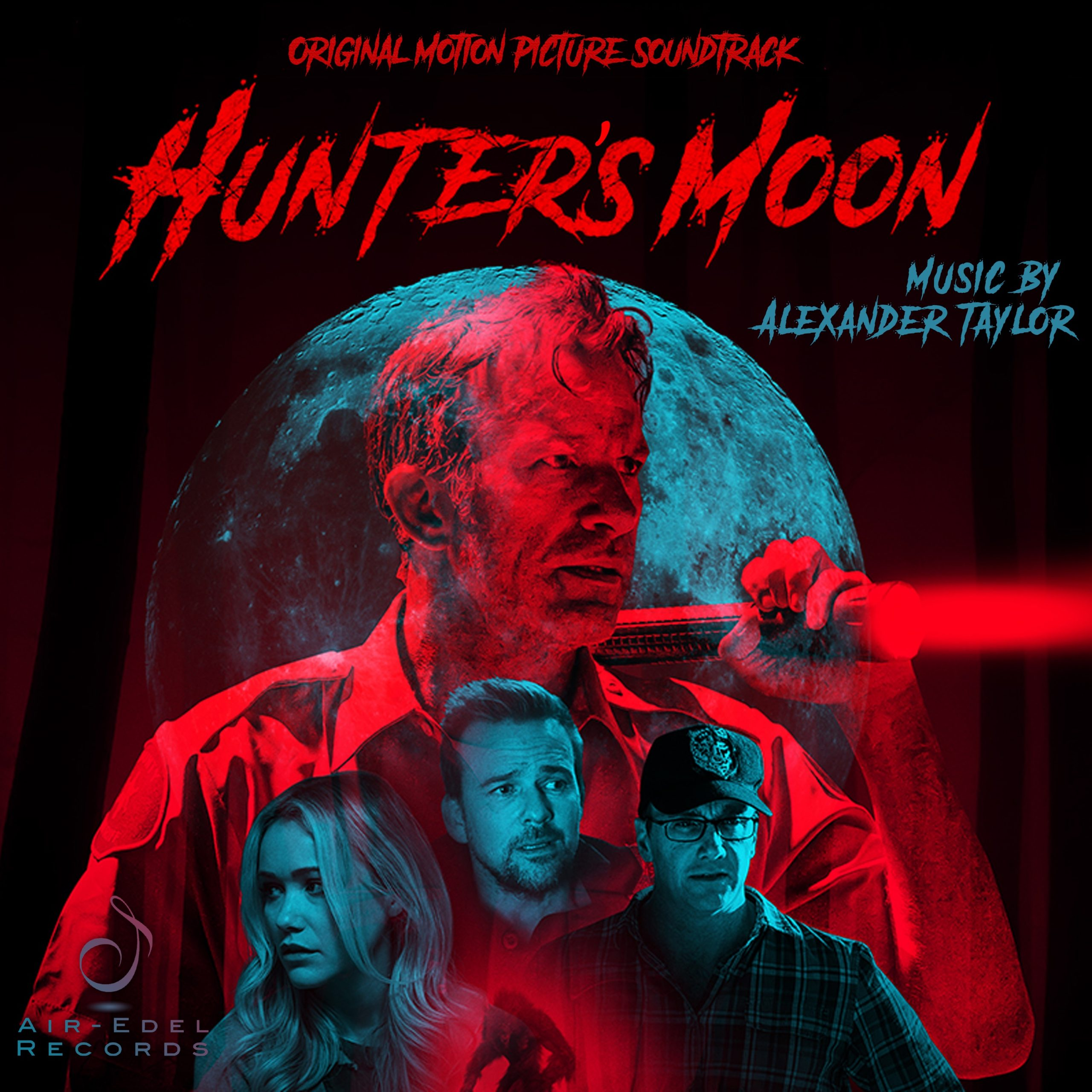 Hunter's Moon Air-Edel Records