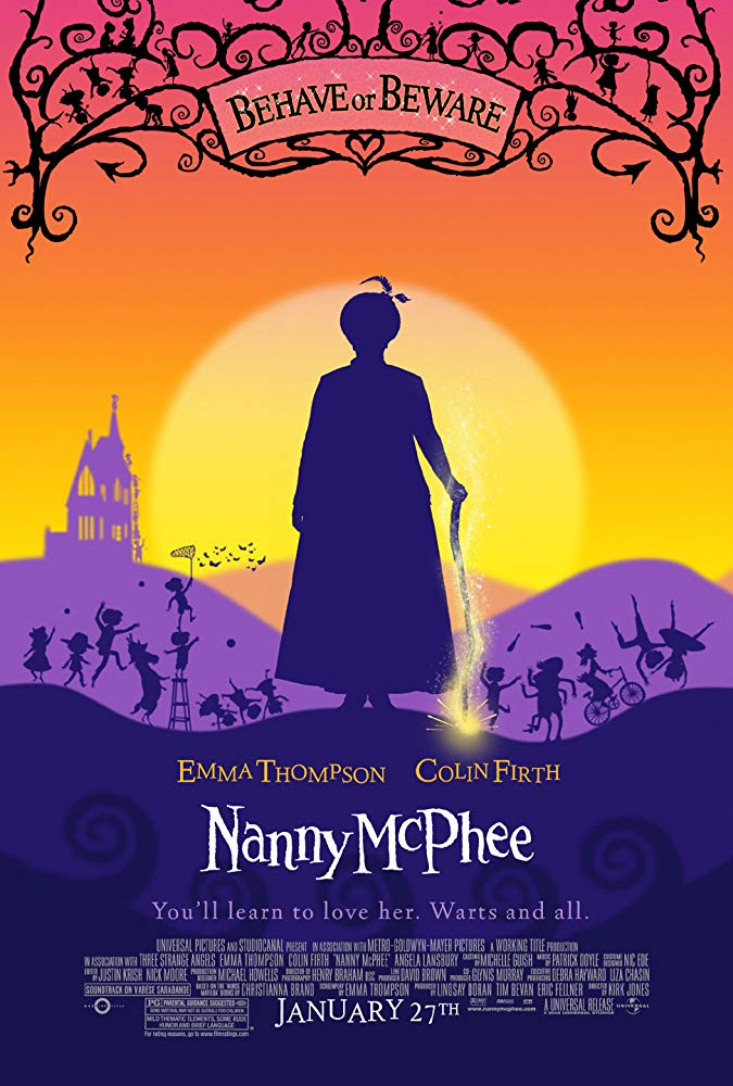 Nanny McPhee Air-Edel