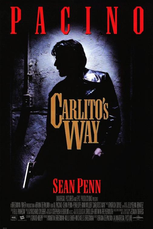 Carlito's Way Air-Edel
