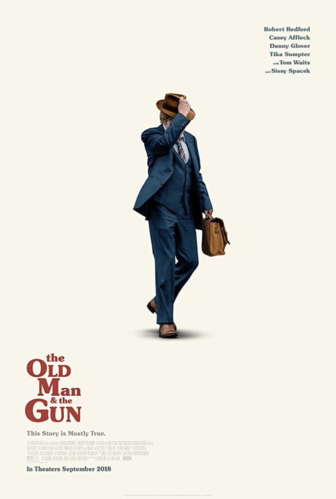 The Old Man and the Gun Air-Edel