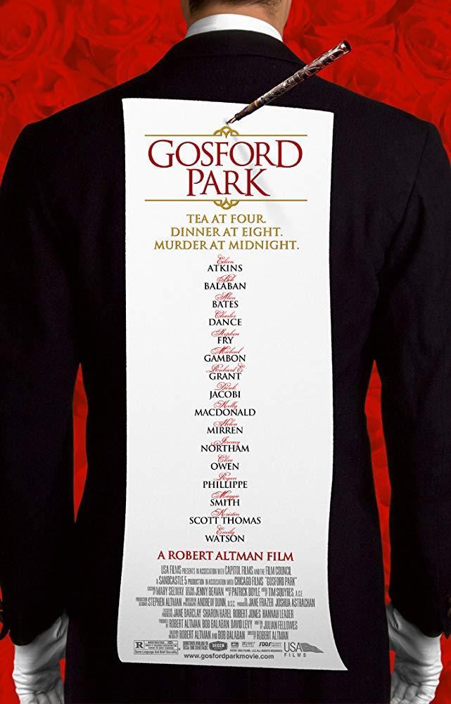 Gosford Park Air-Edel