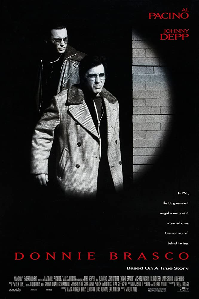 Donnie Brasco Air-Edel