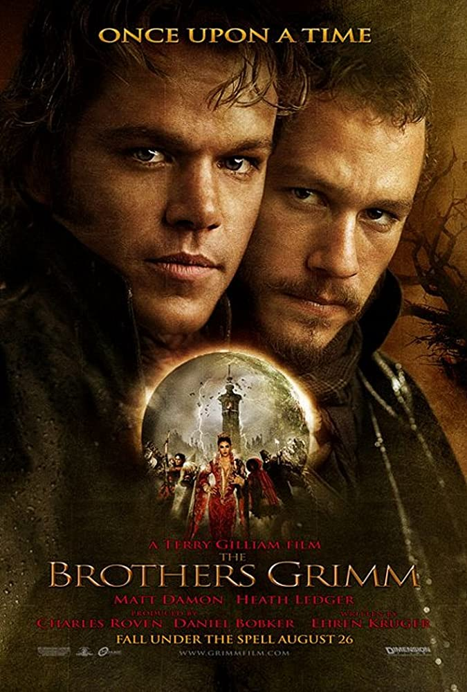 The Brothers Grimm Air-Edel