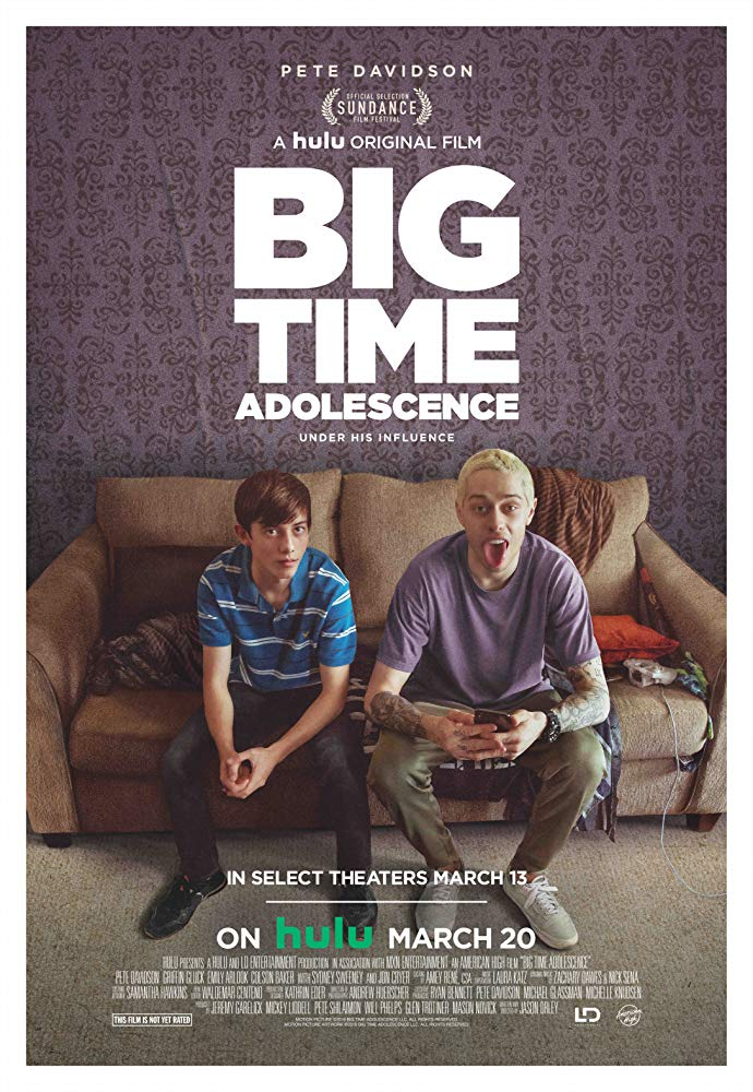 Big Time Adolescence Air-Edel